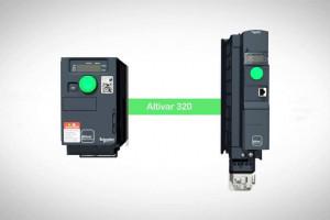 Частотные преобразователи Altivar ATV320 уже в продаже