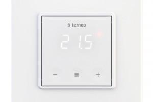 Новые терморегуляторы Terneo S с сенсорным управлением