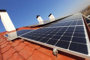 Сетевая солнечная электростанция — профессиональный монтаж от Eco-system