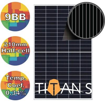 Солнечная батарея 400Вт моно, RSM40-8-400M Risen 9BB TITAN S