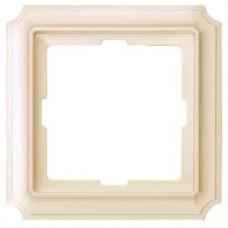Рамка 1-модульная Merten Antique. Цвет Бежевый MTN483144