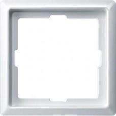 Рамка 1 пост Merten Artec. Цвет Полярно-белый MTN481119