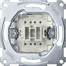 MTN3111-0000 Механизм 1-клавишного выключателя Merten System M, 1 полюс, 10А