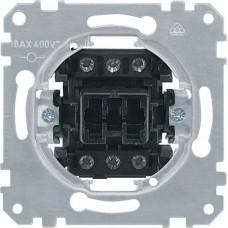 MTN311300 Механизм 1-клавишного клавишного выключателя Merten System M, 3 полюса, 16А