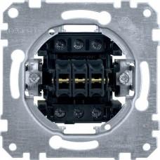 MTN311900 3-клавишный механизм выключателя Merten System M, 1 полюс, 10А