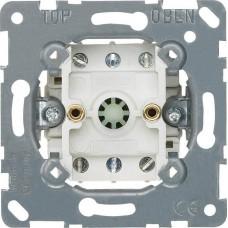 MTN317200 Механизм кнопочного выключателя с фиксатором положения для рольставней Merten, 2 полюса, 10А