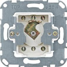 Механизм переключателя с фиксатором положения, для замочного цилиндра Merten System M MTN318601