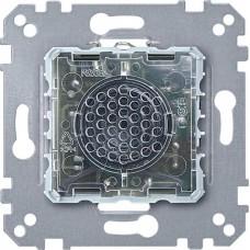 Механизм электронного звукового сигнализатора Merten System M, 8-12 В, MTN4451-0000