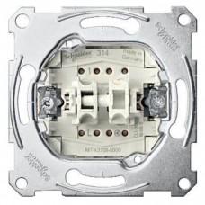 Механизм выключателя вентилятора Merten System M, 1 полюс, MTN3708-0000