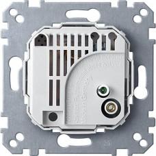MTN536400 Механизм терморегулятора с переключающим контактом Merten System M, 5(2) А, 230В