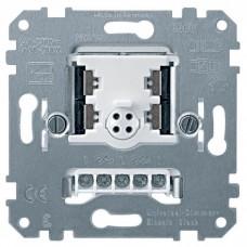 MTN568099 Механизм универсального светорегулятора двойной Merten System M, 2 x 50-200ВА