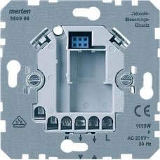 MTN580699 Механизм управления рольставнями/жалюзи с дополнительным входом Merten System M, 1000ВА
