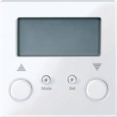 MTN581425 Стандартный таймер для жалюзи Merten System M. Цвет Активный белый