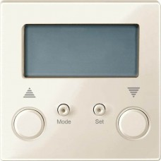 MTN581444 Стандартный таймер для жалюзи Merten System M. Цвет Бежевый