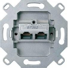 Механизм компьютерной розетки RJ45 8/8 кат. 6, MTN465706