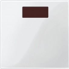 Накладка TELE-сенсорная поверхность светорегулятора Merten System M. Цвет Полярно-белый MTN577919