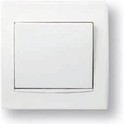 Вставка декоративна біла Schneider Electric Anya AYA9000121