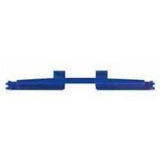 AYA9000135 Синяя декоративная вставка серия Anya