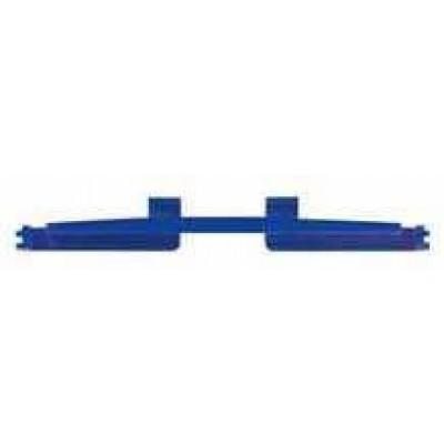 Синяя декоративная вставка серия Anya AYA9000135