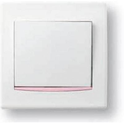 Рожева декоративна вставка серія Anya AYA9000137