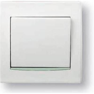 Зеленая декоративная вставка серия Anya AYA9000150