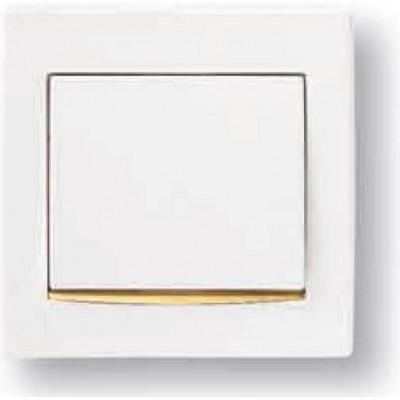 Золотая декоративная вставка серия Anya AYA9000171