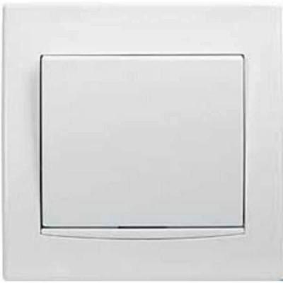 Одноклавишный кнопочный выключатель серии Anya AYA0800221
