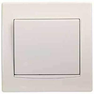 Одноклавишный кнопочный выключатель серии Anya AYA0800223