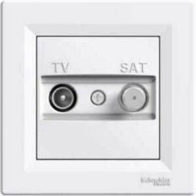 EPH3400221 Розетка TV-SAT проходная 4 dB Asfora
