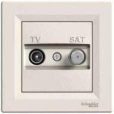 EPH3400223 Розетка TV-SAT проходная 4 dB Asfora