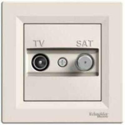 EPH3400323 Розетка TV-SAT прохідна 8 dB Asfora