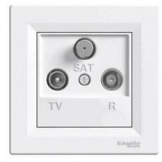 EPH3500221 Розетка TV-R-SAT проходная 4 dB Asfora
