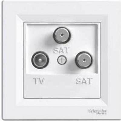 EPH3600121 Розетка TV-SAT-SAT концевая 1 dB Asfora
