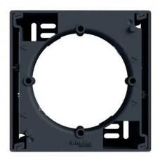 EPH6100271 Дополнительная коробка для наружного монтажа Asfora. Цвет Антрацит