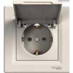 Рамки Asfora для розеток и выключателей