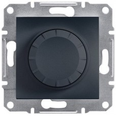 EPH6400171 Светорегулятор проходной 600 ВА Asfora. Цвет Антрацит