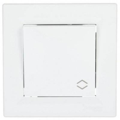 EPH0400121 Одноклавишный переключатель серии Asfora IP20