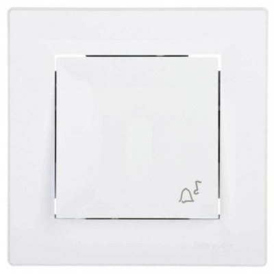 EPH0800121 Кнопковий вимикач з символом дзвінок Asfora
