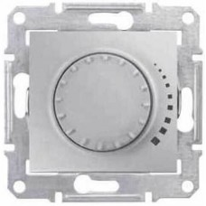 SDN2200660 Светорегулятор емкостный 25-325 Вт/ВА серии Sedna. Цвет Алюминий