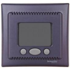 SDN6000270 Термостат с функцией «комфорт» 16А Sedna. Цвет Графит
