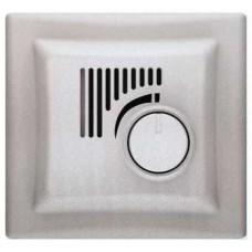 SDN6001160 Комнатный термостат с функцией охлаждения 10А Sedna. Цвет Алюминий