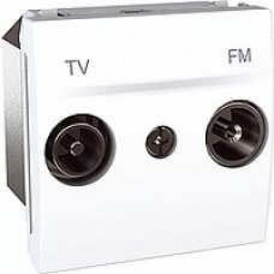 MGU3.451.18 Розетка TV-R одиночна серія Unica