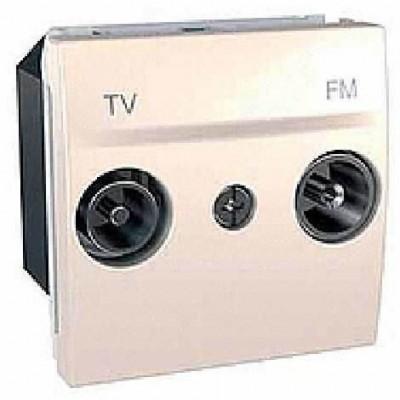 MGU3.451.25 Розетка TV-R одиночна серія Unica