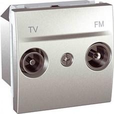 Розетка TV-R одиночная серия Unica MGU3.451.30