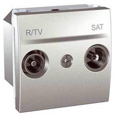 MGU3.455.30 Розетка TV-R\SAT кінцева серія Unica