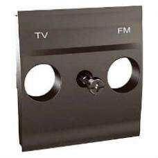 Панель для розетки TV-R 2-модульная серия Unica Class MGU9.440.12