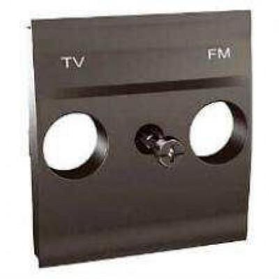 Панель для розетки TV-R 2-модульна серія Unica Class MGU9.440.12