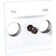 Панель для розетки TV-R 2-модульная серия Unica Class MGU9.440.18
