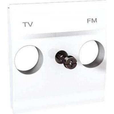 Панель для розетки TV-R 2-модульна серія Unica Class MGU9.440.18