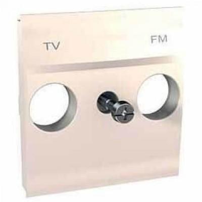 Панель для розетки TV-R 2-модульна серія Unica Class MGU9.440.25